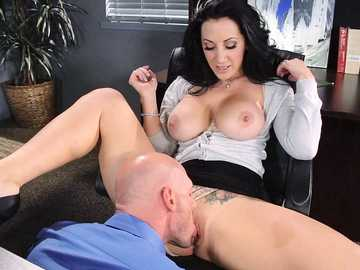 Jayden Jaymes: Don't Tell My Boss