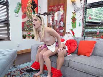 Anastasia Knight: Blonde And The Naughty Santa Christmas Special