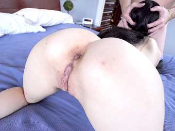 Dylann Vox: Sexy Skater Girl Gets a Creampie