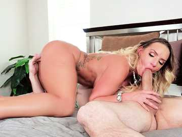 Cali Carter is a raunchy cheating wife having hardcore couples fantasies