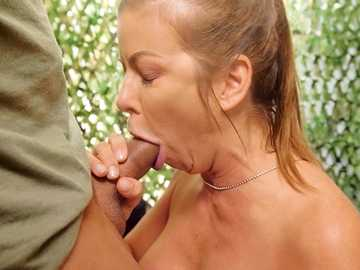 Alexis Fawx in Sand And Sweat: Part 2